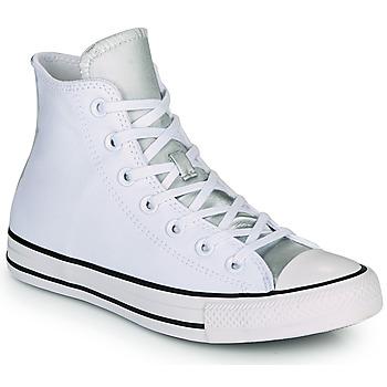 Cipők Női Magas szárú edzőcipők Converse CHUCK TAYLOR ALL STAR ANODIZED METALS HI Fehér