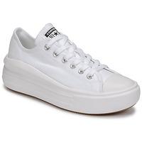 Cipők Női Rövid szárú edzőcipők Converse CHUCK TAYLOR ALL STAR MOVE CANVAS COLOR OX Fehér