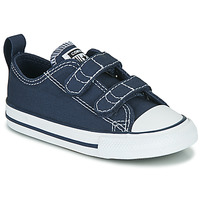Cipők Gyerek Rövid szárú edzőcipők Converse CHUCK TAYLOR ALL STAR 2V  OX Kék