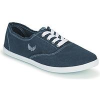 Cipők Női Rövid szárú edzőcipők Kaporal DESMA Kék