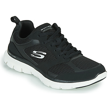 Cipők Női Fitnesz Skechers FLEX APPEAL 4.0 Fekete
