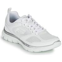 Cipők Női Fitnesz Skechers FLEX APPEAL 4.0 Fehér