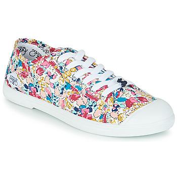 Cipők Női Rövid szárú edzőcipők Le Temps des Cerises BASIC 02 Sokszínű