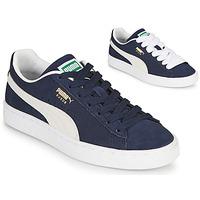 Cipők Férfi Rövid szárú edzőcipők Puma SUEDE Kék