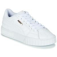 Cipők Női Rövid szárú edzőcipők Puma CALI FAME Fehér