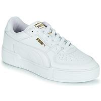 Cipők Férfi Rövid szárú edzőcipők Puma CALI PRO Fehér