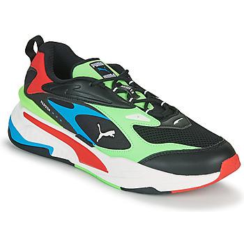 Cipők Férfi Rövid szárú edzőcipők Puma RS FAST Sokszínű