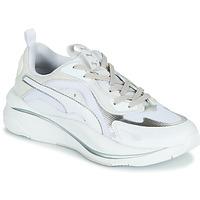 Cipők Női Rövid szárú edzőcipők Puma RS CURVE GLOW Fehér