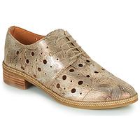 Cipők Női Oxford cipők Mam'Zelle SUPER Bézs
