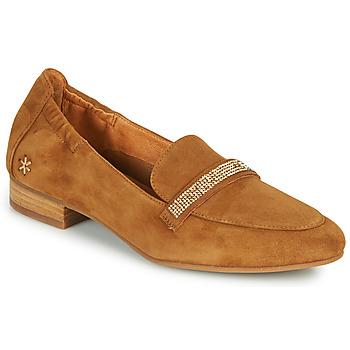 Cipők Női Mokkaszínek Mam'Zelle ZAVON Barna