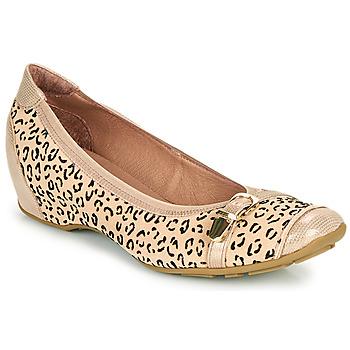 Cipők Női Balerina cipők  Mam'Zelle FABRI Bézs