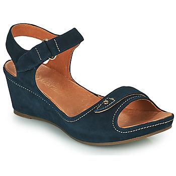 Cipők Női Szandálok / Saruk Mam'Zelle DARDA Kék