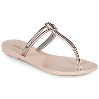 Cipők Női Papucsok Melissa ASTRAL CHROME AD Rózsaszín