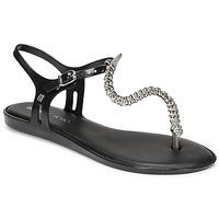 Cipők Női Szandálok / Saruk Melissa SOLAR - BO.BO AD Fekete