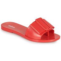 Cipők Női Papucsok Melissa BABE AD Piros