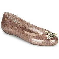 Cipők Női Balerina cipők  Melissa VIVIENNE WESTWOOD ANGLOMANIA - SWEET LOVE II Rózsaszín
