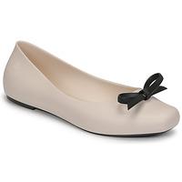 Cipők Női Balerina cipők  Melissa AURA - JASON WU AD Bézs