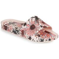 Cipők Női Papucsok Melissa BEACH SLIDE PRINT AD Rózsaszín
