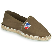 Cipők Férfi Gyékény talpú cipők 1789 Cala CLASSIQUE UNI Zöld