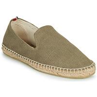 Cipők Férfi Gyékény talpú cipők 1789 Cala SLIPON COTON Zöld