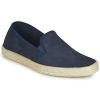 Cipők Férfi Mokkaszínek 1789 Cala AZUR ESCALE Kék