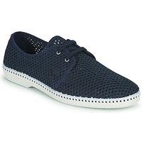 Cipők Férfi Gyékény talpú cipők 1789 Cala RIVA HERITAGE Kék
