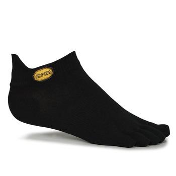Kiegészítők Sport zoknik Vibram Fivefingers ATHLETIC NO SHOW Fekete