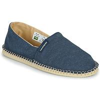 Cipők Gyékény talpú cipők Havaianas ESPADRILLE ECO Kék