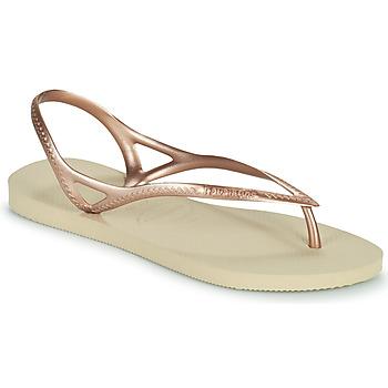 Cipők Női Szandálok / Saruk Havaianas SUNNY II Bézs