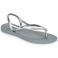 Cipők Női Szandálok / Saruk Havaianas SUNNY II Ezüst