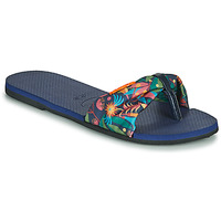 Cipők Női Lábujjközös papucsok Havaianas YOU SAINT TROPEZ Kék