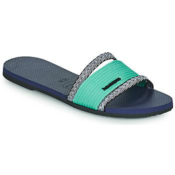 Cipők Női Papucsok Havaianas YOU TRANCOSO Kék