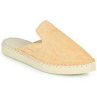 Cipők Női Papucsok Havaianas ESPADRILLE MULE LOAFTER FLATFORM Bézs