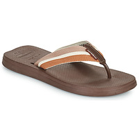 Cipők Férfi Lábujjközös papucsok Havaianas NEW URBAN WAY Fekete  / Barna
