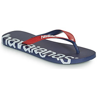 Cipők Lábujjközös papucsok Havaianas TOP LOGOMANIA HIGHTECH Kék