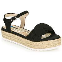 Cipők Női Szandálok / Saruk MTNG 50687 Fekete