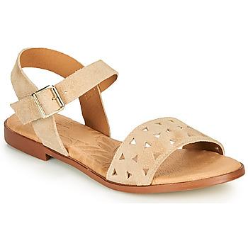 Cipők Női Szandálok / Saruk MTNG 51062 Bézs