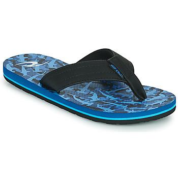 Cipők Fiú Lábujjközös papucsok Rip Curl RIPPER KIDS Kék
