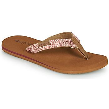 Cipők Lány Lábujjközös papucsok Rip Curl FREEDOM MINI Piros