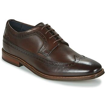 Cipők Férfi Oxford cipők Base London HAVISHAM Barna