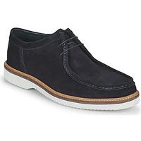 Cipők Férfi Oxford cipők Base London BARNUM Kék