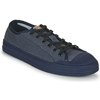 Cipők Férfi Rövid szárú edzőcipők Base London CARGO Kék