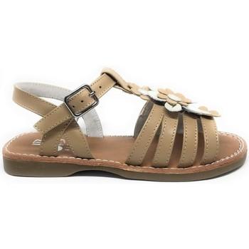 Cipők Lány Szandálok / Saruk D'bébé 24526-18 Barna