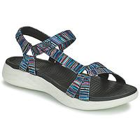 Cipők Női Szandálok / Saruk Skechers ON THE GO 600 ELECTRIC Sokszínű