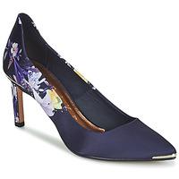 Cipők Női Félcipők Ted Baker ERIINO Kék