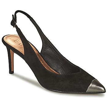 Cipők Női Félcipők Ted Baker KINNIP Fekete