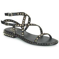 Cipők Női Szandálok / Saruk Ash PETRA Fekete