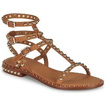 Cipők Női Szandálok / Saruk Ash PLAY Barna