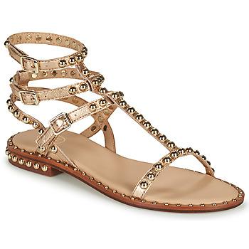 Cipők Női Szandálok / Saruk Ash PLAY Arany