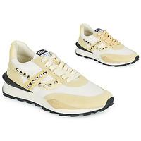 Cipők Női Rövid szárú edzőcipők Ash SPIDER STUDS Fehér / Bézs